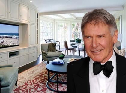 Dom Harrisona Forda