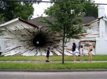 Dom jak czarna dziura