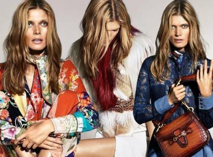 Dom mody Gucci kocha polskie modelki