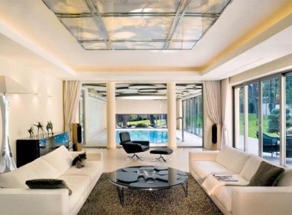 Dom w śródziemnomorskim stylu