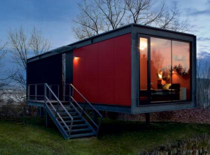 Dom w wersji kompaktowej