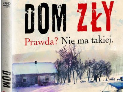 """""""Dom zły"""" na DVD"""