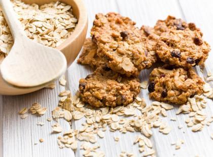 Domowe ciasteczka owsiane – przepis