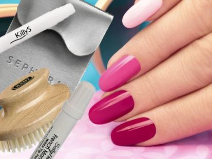 Domowy manicure jak z salonu
