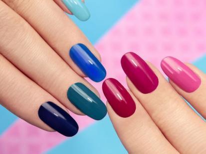 Domowy sposób na manicure, czyli niech moc będzie z tobą