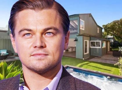 Domy gwiazd - willa Leonardo DiCaprio!