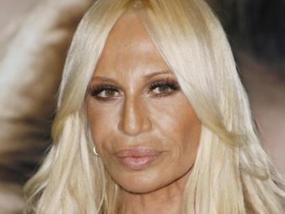 Donatella Versace nie chce projektować dla H&M