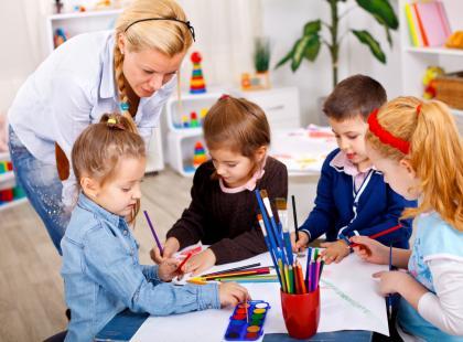 Doradcy zawodowi w przedszkolach? Pomysł już budzi kontrowersje