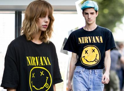 Dorastałaś w latach 90.? Jesteśmy pewne, że będziesz chciała mieć tę koszulkę