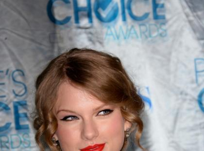 Dorosła Taylor Swift