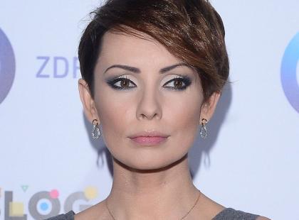 Dorota Gardias skomentowała informacje o rozstaniu z partnerem
