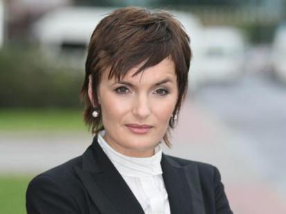 Dorota Gawryluk chce wrócić na wizję