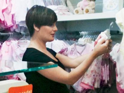 Dorota Gawryluk znów będzie mamą