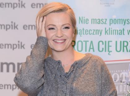 Dorota Szelągowska pierwszy raz po porodzie! Jak wygląda?