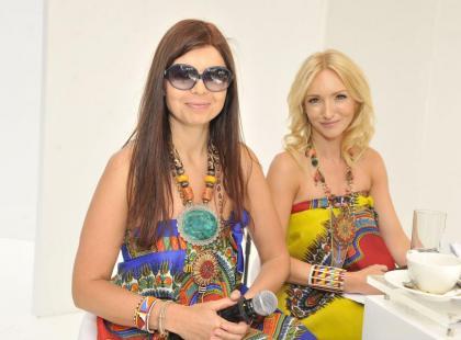 Dorota Wróblewska i Karina Kunkiewicz są ciekawe świata