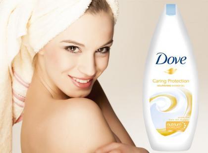 Dove Caring Protection - sucha skóra pod ochroną!