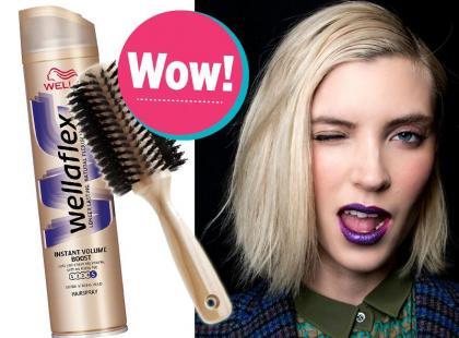 Dowiedz się, jak nadać cienkim włosom objętość