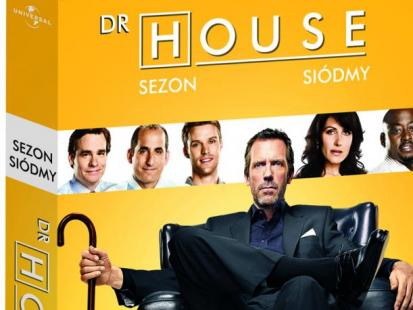 """Dr House sezon 7"" już na DVD"