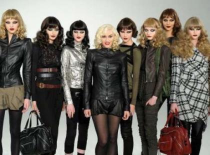 Drapieżna i bardzo kobieca kolekcja Gwen Stefani