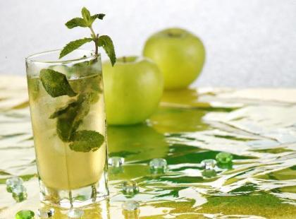 Drink Mint Julep - przepis