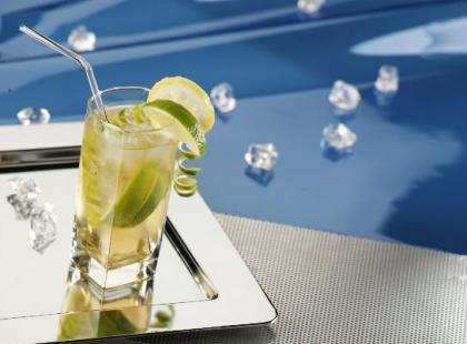 Drink Whisky & Sprite - przepis
