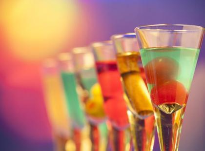 Drinki z musującym winem – imprezowy hit!