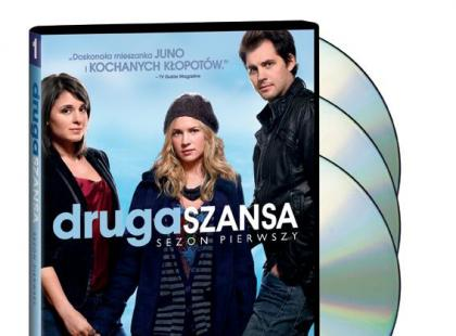 """Druga szansa"" sezon 1 na DVD"