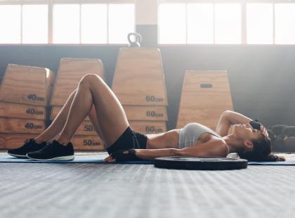 Drzemka jako forma zajęć na siłowni? My jesteśmy na tak!