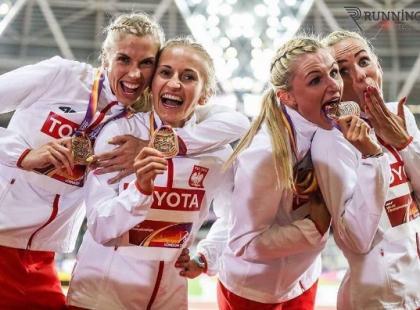 Duma i radość! Wielki sukces Polaków na lekkoatletycznych Mistrzostwach Świata!