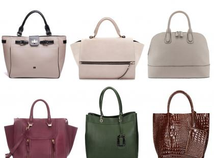 Duże torby na jesień i zimę - 15 modeli