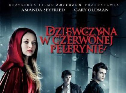 """DVD """"Dziewczyna w czerwonej pelerynie"""" - recenzja"""