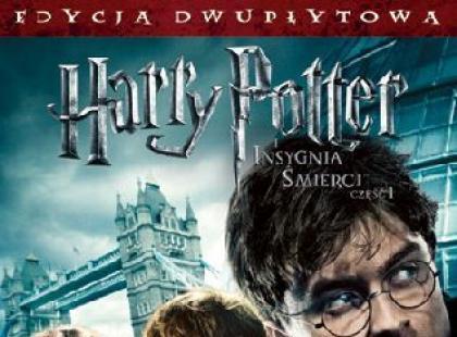 """DVD """"Harry Potter i Insygnia Śmierci, cz. 1"""" - We-Dwoje.pl recenzuje"""