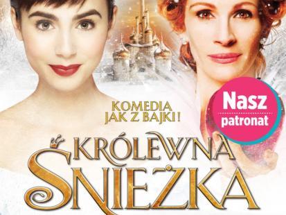 """DVD """"Królewna Śnieżka"""""""