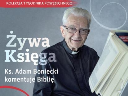 DVD ks. Adama Bonieckiego z komentarzem do Biblii
