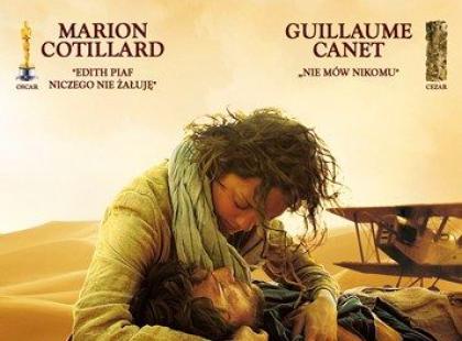 DVD Niebo nad Saharą