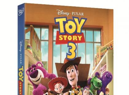 "DVD ""Toy Story 3"" - We-Dwoje.pl recenzuje"