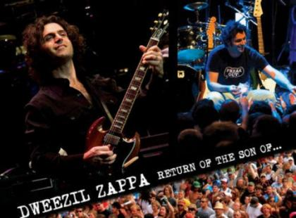 "Dweezil Zappa ""Return Of The Son Of..."""
