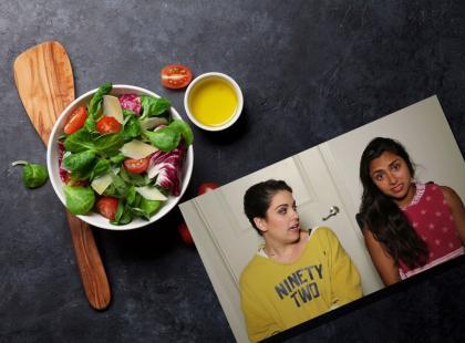 """Dwie dziewczyny postanowiły przejść na dietę modelek Victoria's Secret. Efekt? """"Nie życzę tego najgorszemu wrogowi"""""""