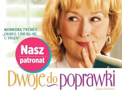 """""""Dwoje do poprawki"""" od dziś na DVD"""