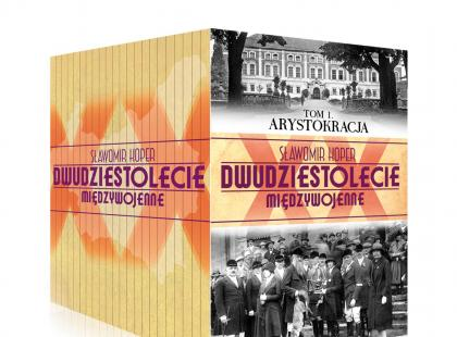 """""""Dwudziestolecie Międzywojenne"""" - nowa seria książek"""