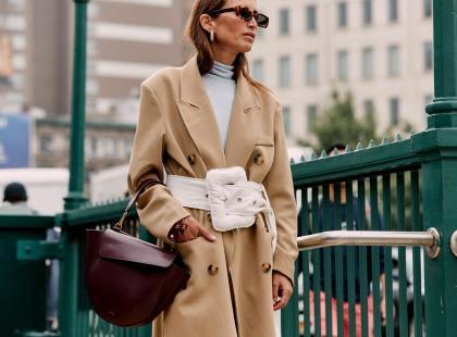 Dwurzędowe, oversize lub trencze - oto najmodniejsze płaszcze wiosenne!