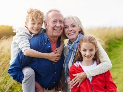 Dziadkowie spod tych znaków zodiaku sąnajlepsi!