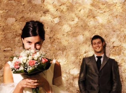 Dzieci i... walentynki na weselu?