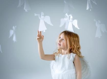 Dzieci, które widzą duchy