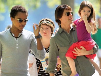 Dzieci Toma Cruise'a