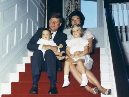 Dzieci w Białym Domu