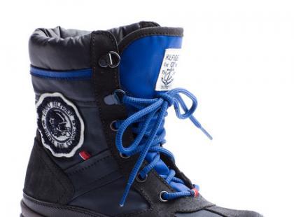 Dziecięca kolekcja butów od Tommy Hilfiger na jesień i zimę 2012/ 2013