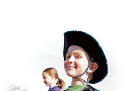 Dziecięca kolekcja Columbia wiosna/lato 2010