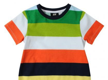 Dziecięca kolekcja H&M na lato 2011