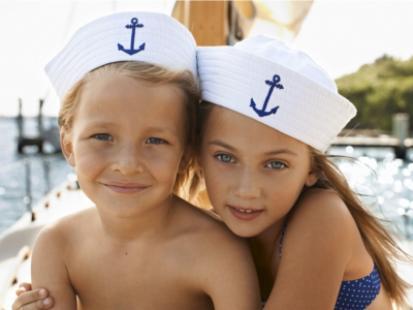 Dziecięca kolekcja plażowa marki Calzedonia